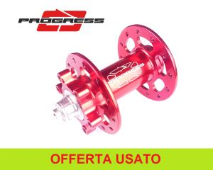PROGRESS MOZZO ANTERIORE TURBINE 24 F - ROSSO (USATO)