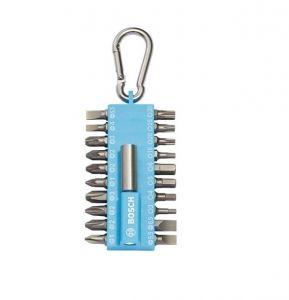 BOSCH Screwdriver bit set with universal bit holder (21 pcs)