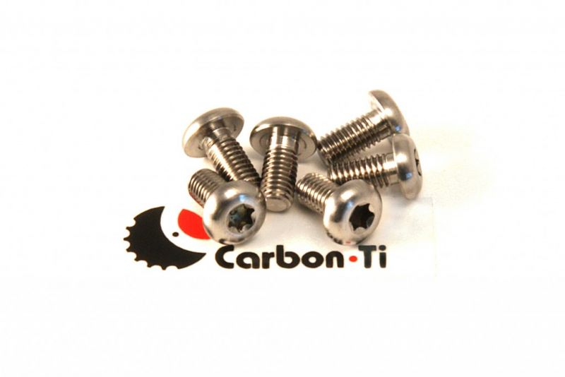 CARBON-TI X-ROTOR TITANIUM BOLT KIT