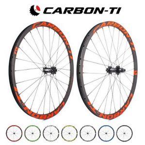 CARBON-TI X-WHEEL 29er Mountain Carbon XC26 BOOST