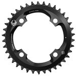 SRAM Corona Eagle X-Sync 12V giro bulloni (BCD) 104 mm colore Black