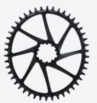 GARBARUK OVAL CHAINRING ROAD/CX FOR SRAM GXP/DUB DIRECT MOUNT