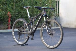 AXEVO HOOK 29er FS CARBON - tg M - TEST
