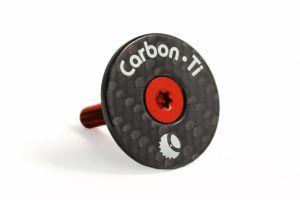 CARBON-TI X-Cap Carbon - TAPPO STERZO