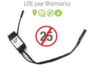 RACING SPEED UNLOCKER SHIMANO E8000 STEP LITE