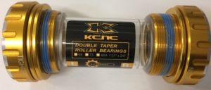 KCNC MOVIMENTO CENTRALE BSA A RULLI 68/73mm (ASSE 24mm)