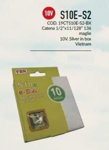 YABAN EBIKE CHAIN S10E /  10SP / SILVER