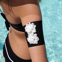 Flowers Arm Bands