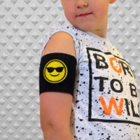 Smile Arm Bands