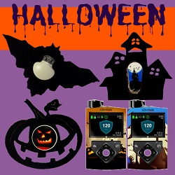 Kit Promo Halloween