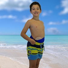 Kids Ostomy Wrap: Holiday