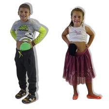 Ostomy Bag Cover for Children
