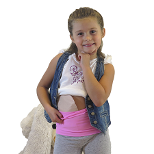 Kids Ostomy Wrap: Secret