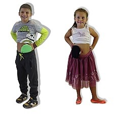 Ostomy Bag Cover for Children