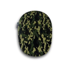 Closed Ostomy Pouch Cover: Camouflage