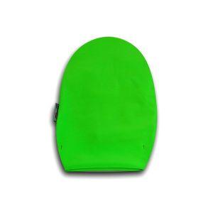 Funda Ostomia Abierta: verde fluo