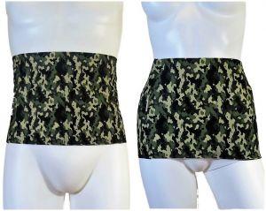 Ostomy Waist wrap - secret: Camouflage