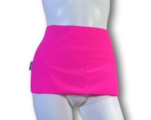 Ostomy Waist Wrap - Easy: Fuchsia