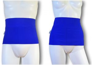 Fajas Ostomia Easy: azul vivaracho