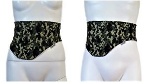 Ostomy Bag Belt: cod. 11 Camouflage