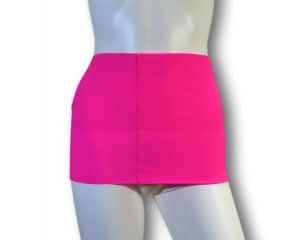 Ostomy Waist wrap - secret: Fuchsia