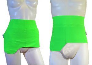 Faja Ostomia Shape Easy: verde fluo