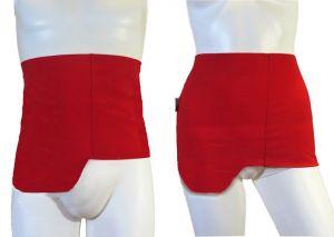 Ostomy Shape Secret Wrap: cod. 06 Red