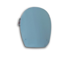 Children's Ostomy Bag Cover: Light Blue