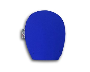Children's Ostomy Bag Cover: Lively Blue
