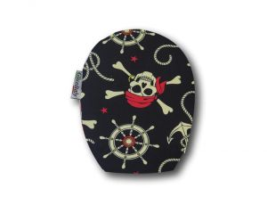 Children's Ostomy Bag Cover: Pirates