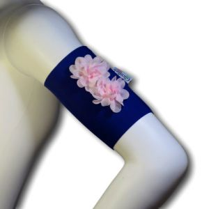 Flowers arm bands (BU PK)