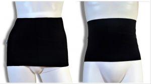 Fajas de compresion Para Ostomia Comfort (BK)