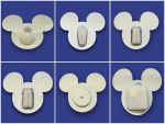 Parches simples: Mickey mouse