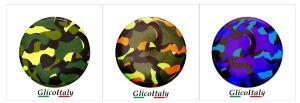 Cover Adesiva Tris: Camouflage