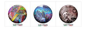 Cover Adesiva Tris: Graffiti