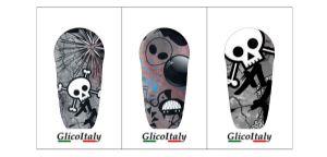 Cubierta adhesiva Tris G6®: Graffiti