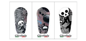 Tris Adhesive Cover G6®: Graffiti