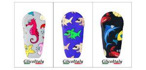Cover Adesiva Tris G6®: Pesci