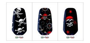 Tris Adhesive Cover G5®, G4®: Pirates