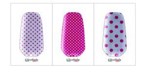 Tris Adhesive Cover G5®, G4®: Polka dots