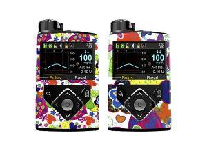 Cubiertas Primavera compatibles con Medtronic 670g® 640g®