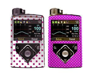 Cubra los puntos compatibles con Medtronic 670g® 640g®