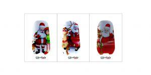 Adhesive covers: Christmas 1