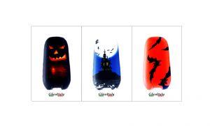 Cubierta adhesiva: Halloween