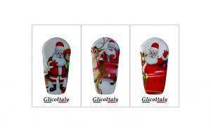 Adhesive covers Tris G6®: Santa Claus