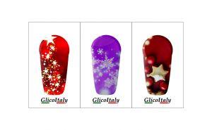 Cubiertas adhesiva Tris G6®: Navidad