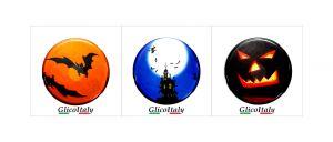 Cubiertas adhesiva Tris: Halloween