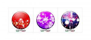 Cubiertas adhesiva Tris: Navidad