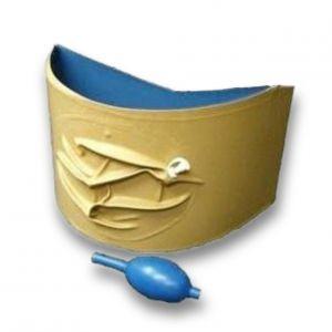 Banda impermeable para ostomía