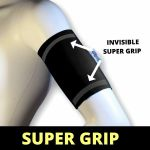 Brazalete Super Grip: Negro